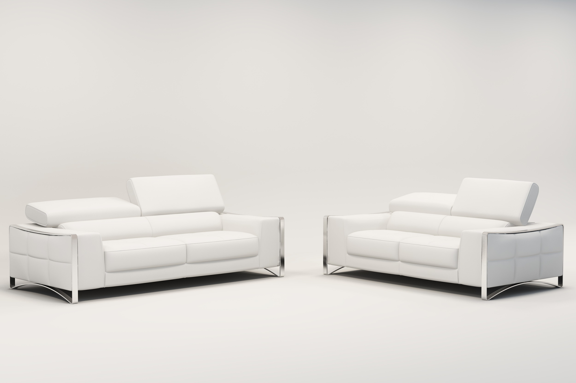 canap cuir blanc royal sofa id e de canap et meuble maison. Black Bedroom Furniture Sets. Home Design Ideas
