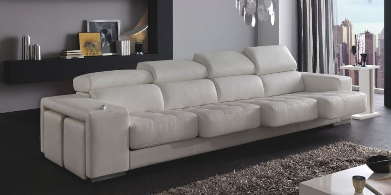Canap 4 places royal sofa id e de canap et meuble maison for Canape 4 places