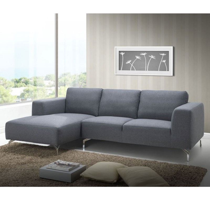 Canape angle gris royal sofa id e de canap et meuble for Canape winson conforama