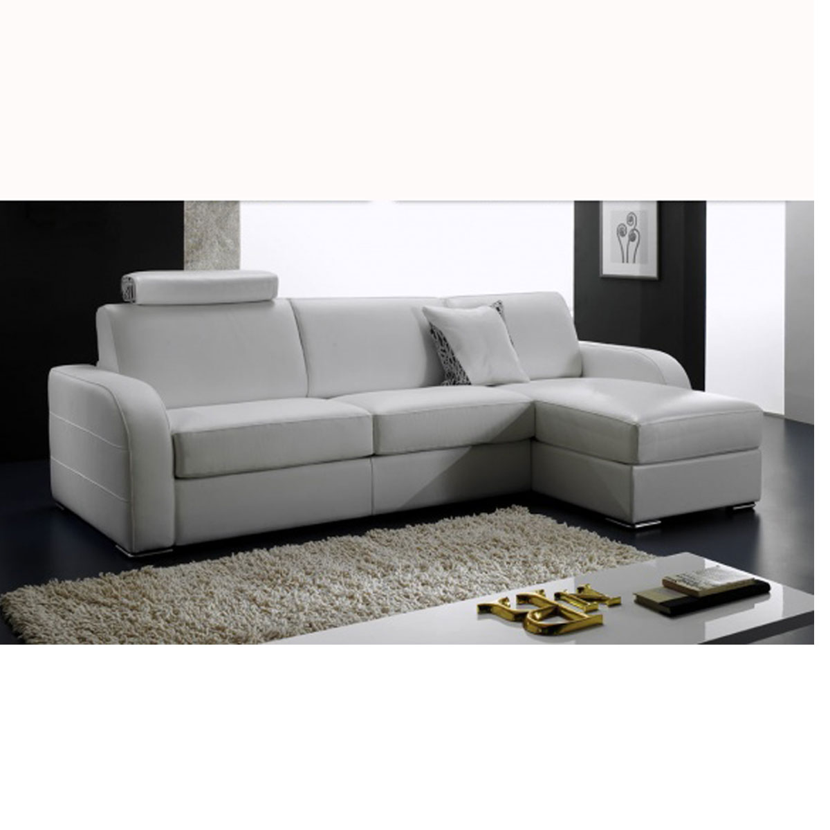 Canap d angle convertible petite dimension royal sofa - Canape d angle de qualite ...