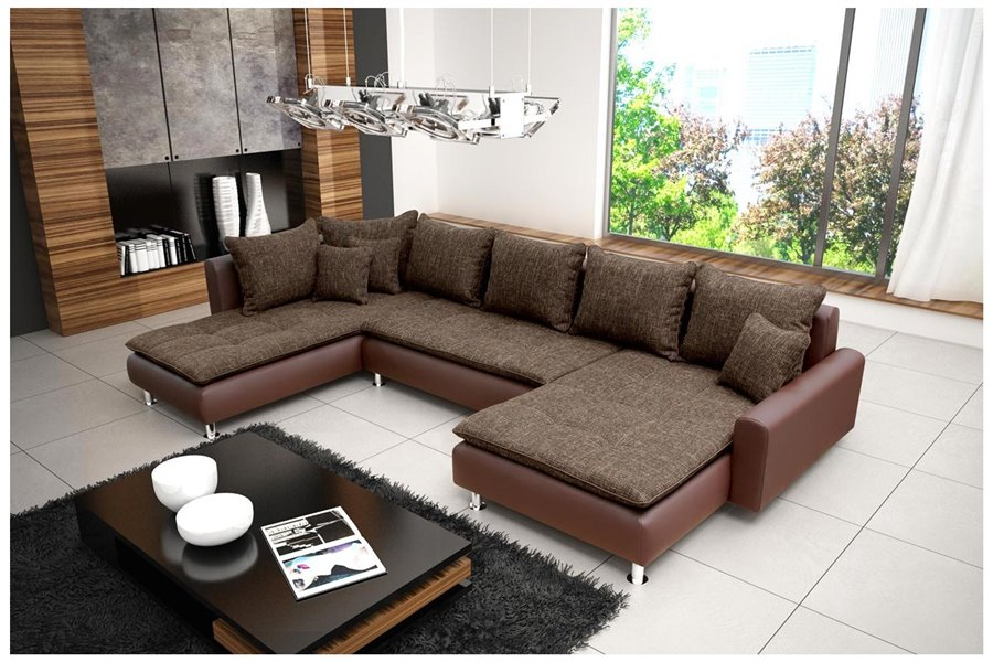 Canap d angle en u royal sofa for Canape xxl en u