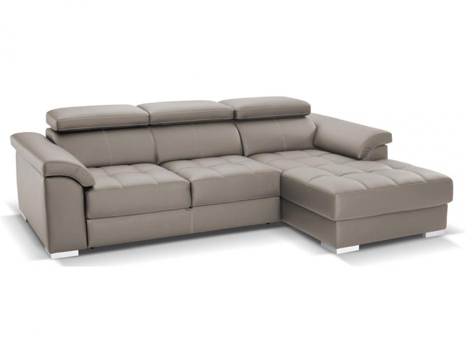Canap convertible d angle cuir royal sofa id e de for Canape angle convertible