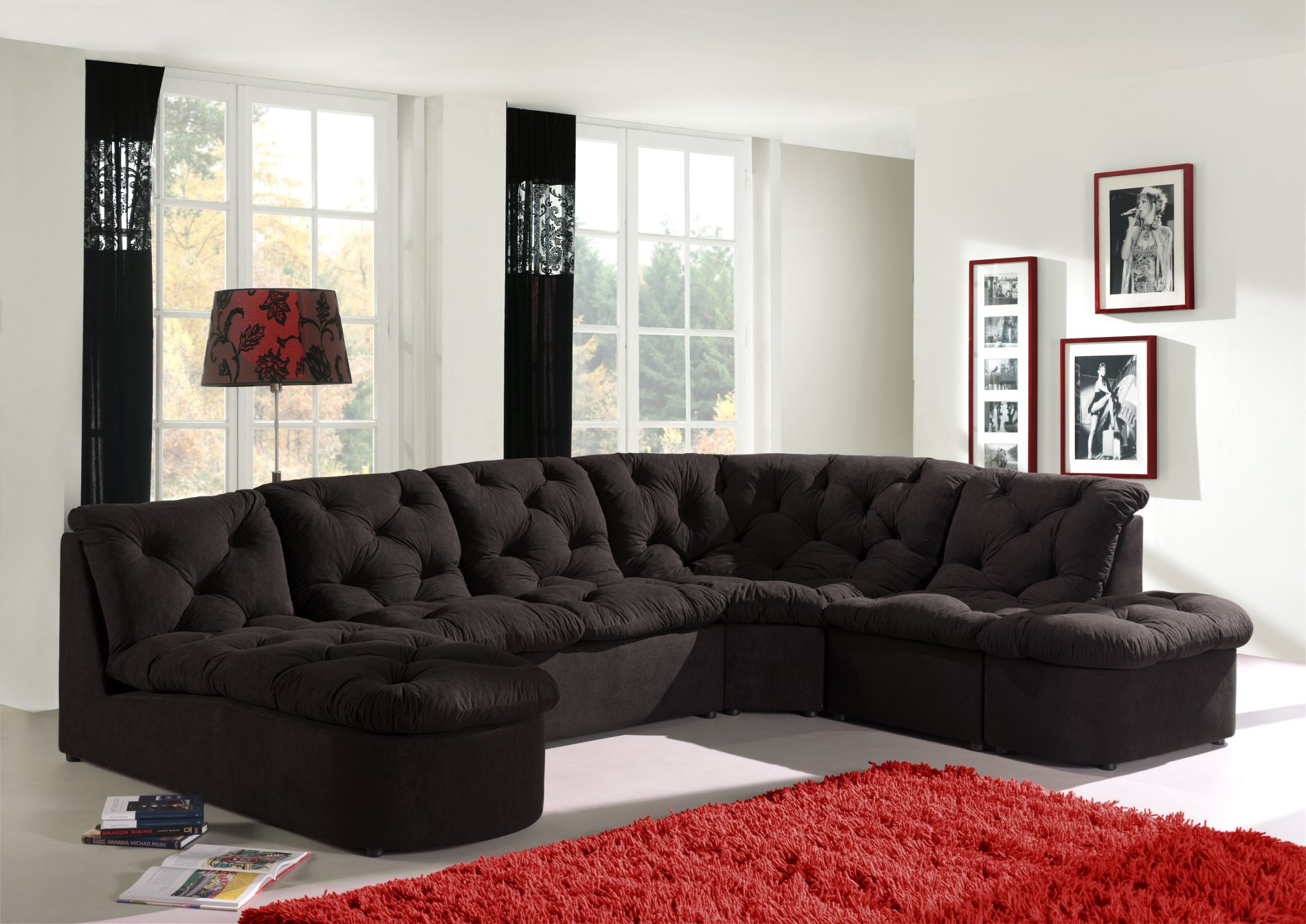 Canap d 39 angle archives royal sofa - Canape reversible pas cher ...