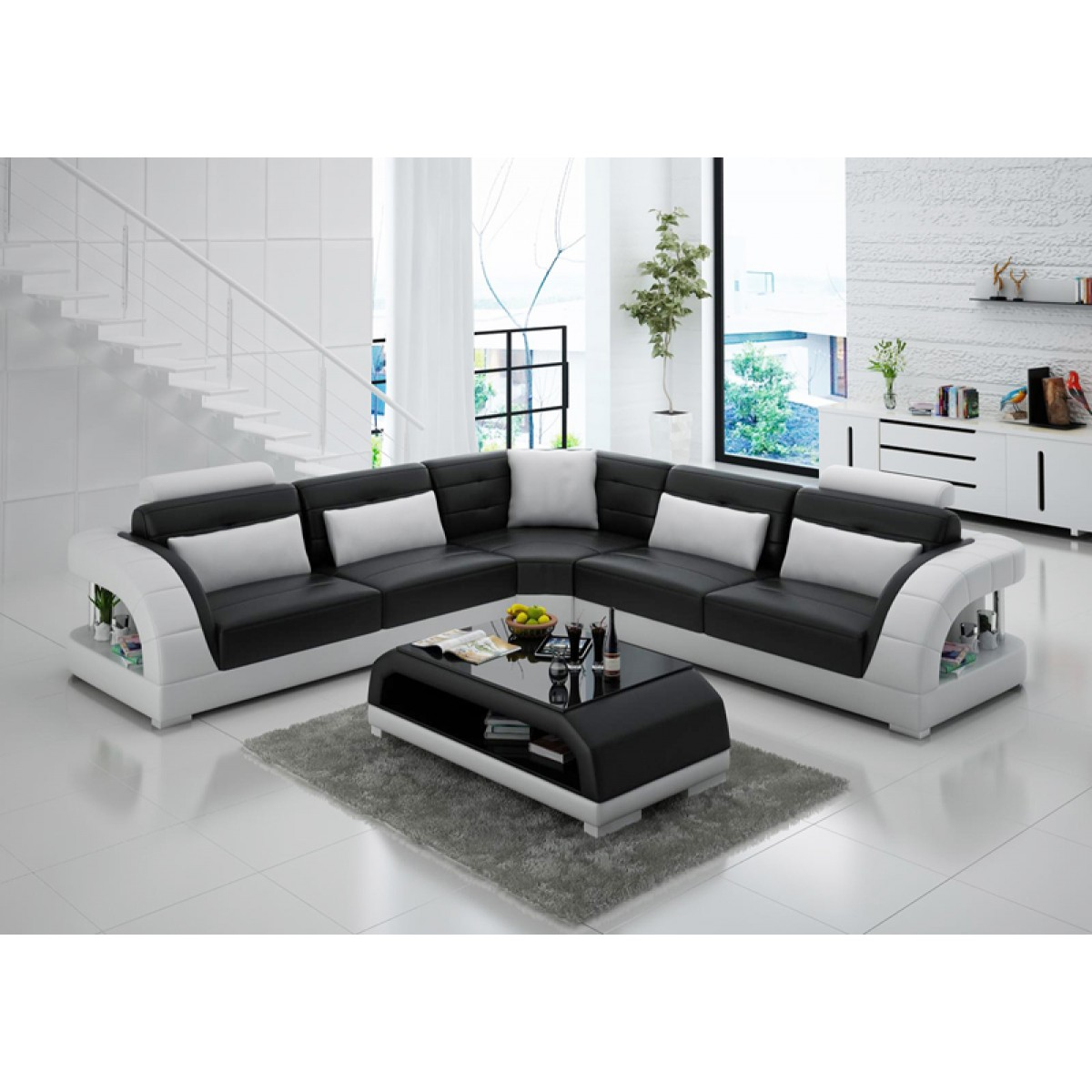 canape d angle grand royal sofa id e de canap et meuble maison. Black Bedroom Furniture Sets. Home Design Ideas