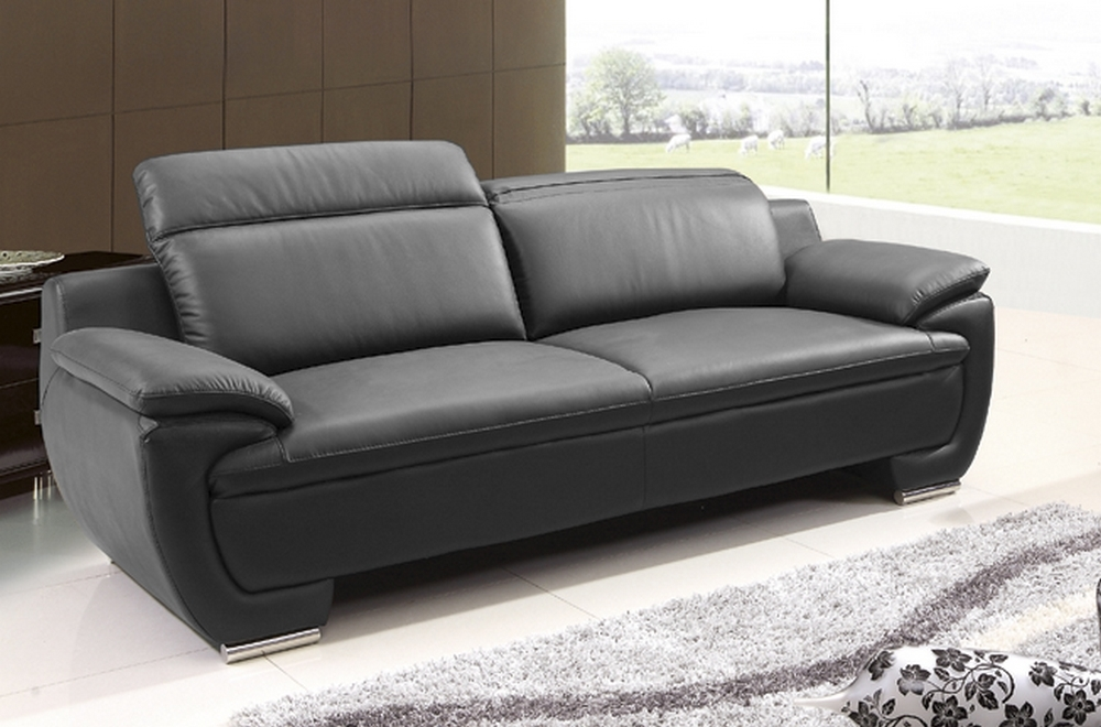Canap d 39 angle archives page 13 sur 15 royal sofa - Canape cuir convertible 3 places pas cher ...