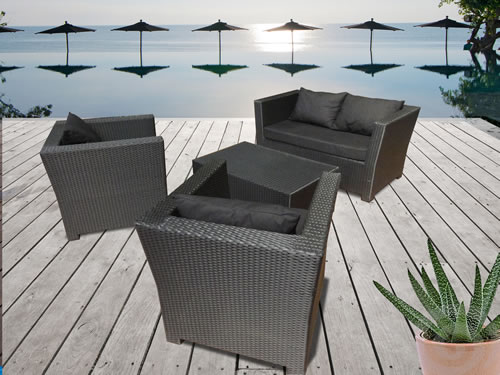 salon de jardin en resine pas cher royal sofa id e de. Black Bedroom Furniture Sets. Home Design Ideas