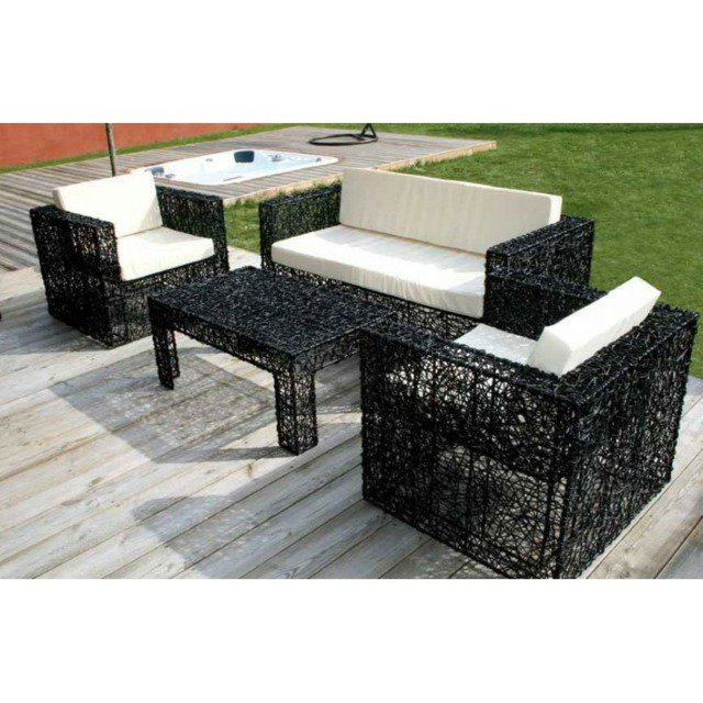 salon de jardin tress royal sofa id e de canap et meuble maison. Black Bedroom Furniture Sets. Home Design Ideas