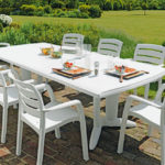 Vente table de jardin