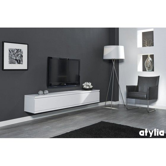 meuble tv a accrocher au mur royal sofa id e de canap et meuble maison. Black Bedroom Furniture Sets. Home Design Ideas