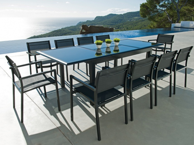 table de terrasse pas cher royal sofa id e de canap et meuble maison. Black Bedroom Furniture Sets. Home Design Ideas