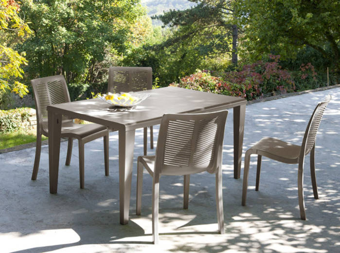Table d ext rieur pas cher royal sofa id e de canap for Ameublement de jardin
