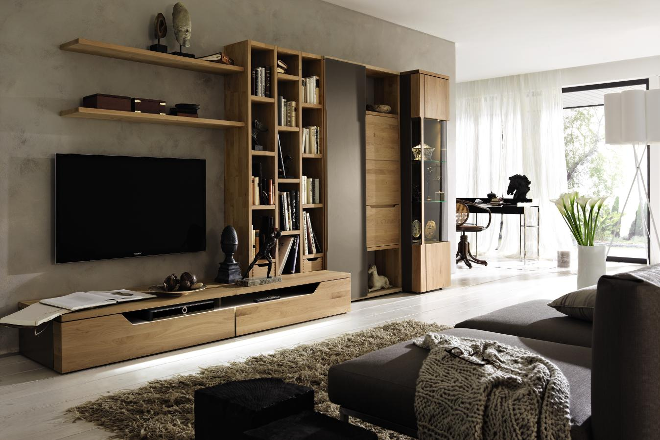 Meuble Tv Biblioth Que Royal Sofa Id E De Canap Et Meuble Maison # Meuble Bibliotheque Tv Ikea