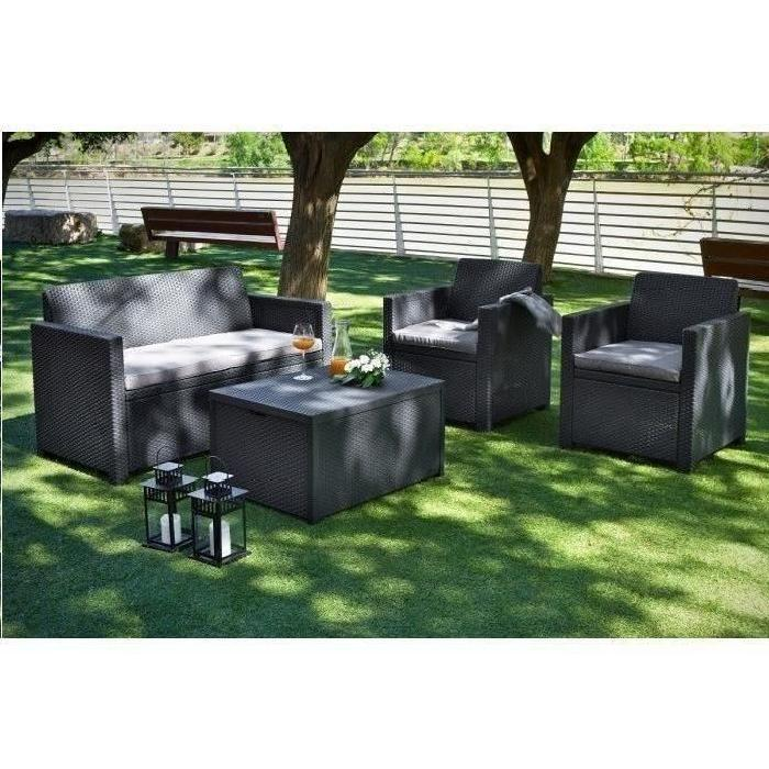 salon de jardin 4 places pas cher royal sofa id e de canap et meuble maison. Black Bedroom Furniture Sets. Home Design Ideas