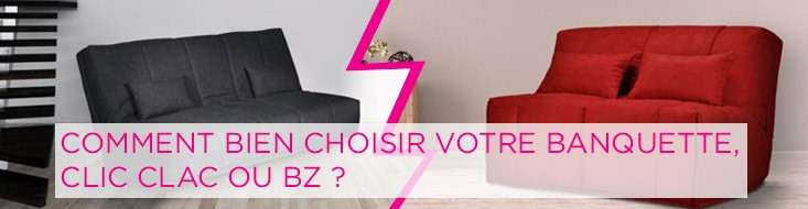Difference canap clic clac et bz royal sofa id e de canap et meuble maison for Difference entre bz et clic clac