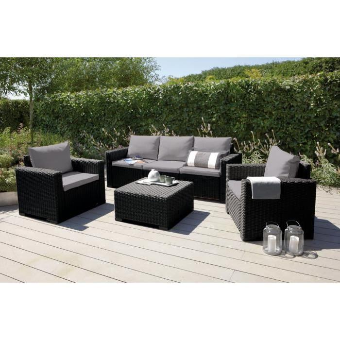 salon de jardin en r sine pas cher royal sofa id e de. Black Bedroom Furniture Sets. Home Design Ideas