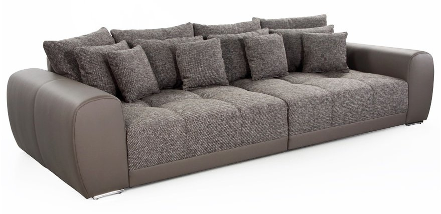 Canape convertible 4 places droit royal sofa - Canape droit 4 places ...