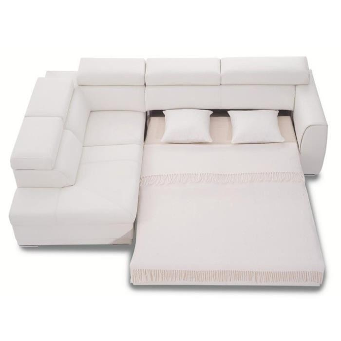 Canape convertible mobeco royal sofa - Bon canape convertible quotidien ...