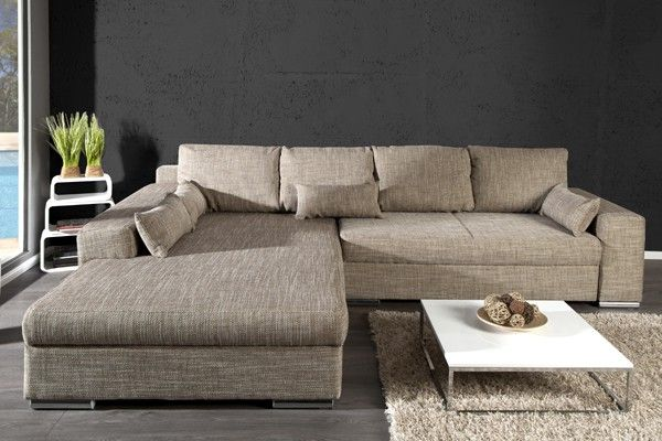 Canap convertible grand confort royal sofa id e de for Canape en l convertible