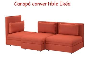 Canap convertible ikea avis royal sofa id e de canap for Canape convertible avis