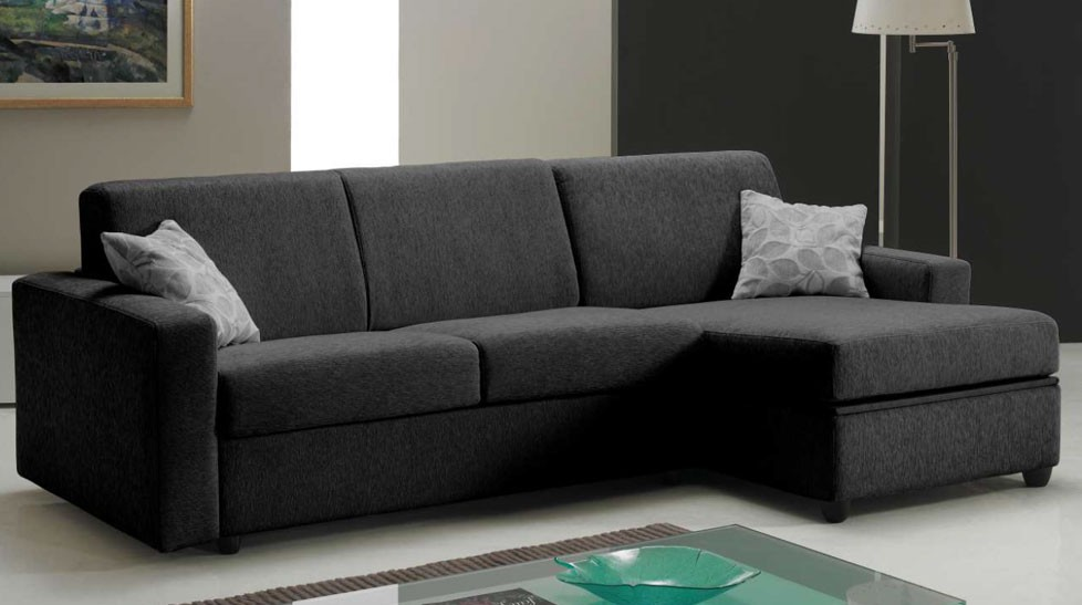 canap convertible angle gris royal sofa id e de. Black Bedroom Furniture Sets. Home Design Ideas