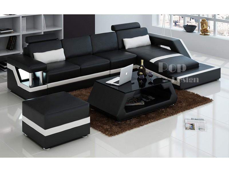 Canap d 39 angle convertible design royal sofa id e de for Canape d angle convertible couchage quotidien