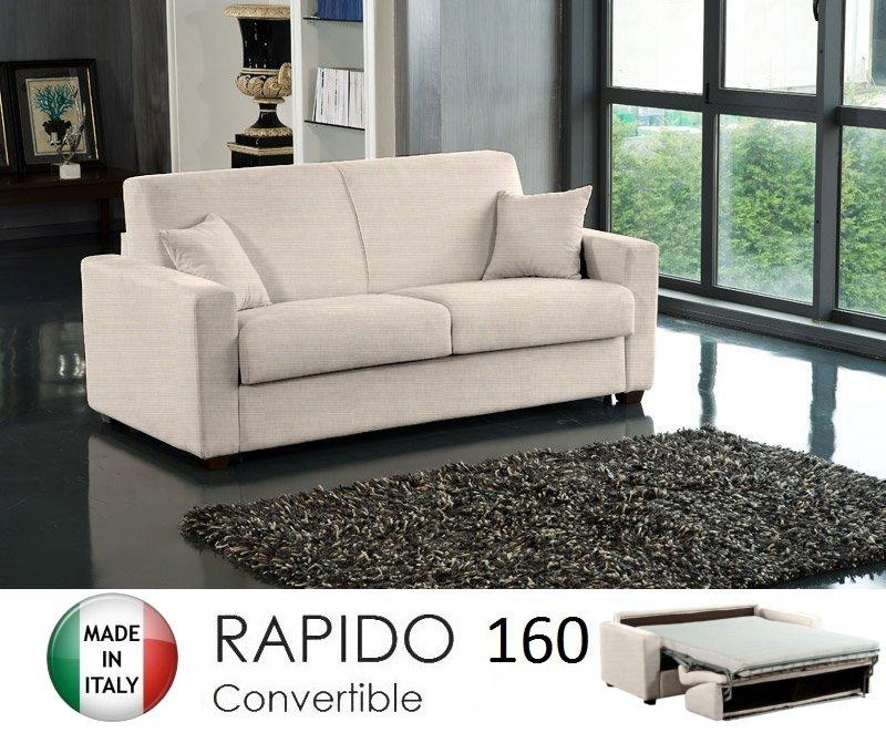 Canap convertible quotidien royal sofa id e de canap for Canape convertible bon couchage