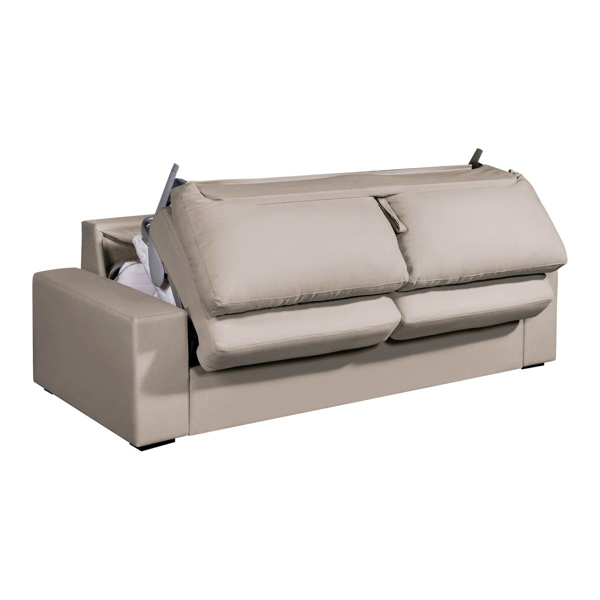 Canap lit bultex royal sofa for Bon canape convertible