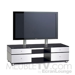 Meuble tv cran plat royal sofa id e de canap et for Meuble tv ecran plat suspendu