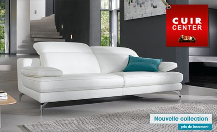 Canap Convertible Cuir Center Royal Sofa Ide De