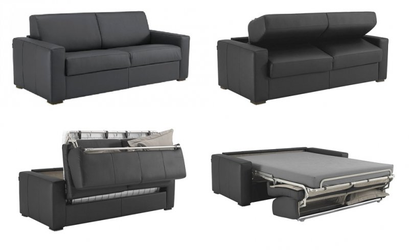 Canap lit quotidien rapido royal sofa - Bon canape convertible quotidien ...