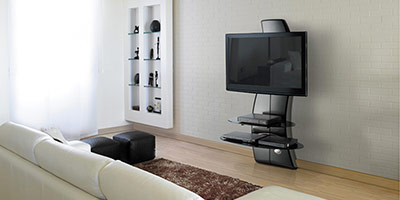 meuble tv accrocher au mur royal sofa id e de canap et meuble maison. Black Bedroom Furniture Sets. Home Design Ideas