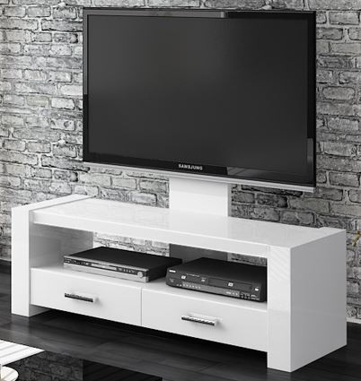 Meuble support tv royal sofa id e de canap et meuble for Meuble tv avec support