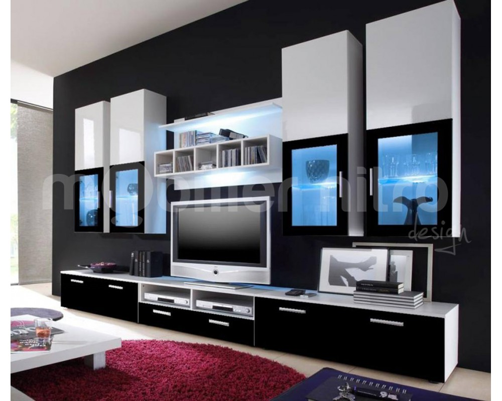 meuble tele led royal sofa id e de canap et meuble maison. Black Bedroom Furniture Sets. Home Design Ideas