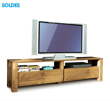 Meuble tv solde royal sofa id e de canap et meuble maison for Meuble tele en solde