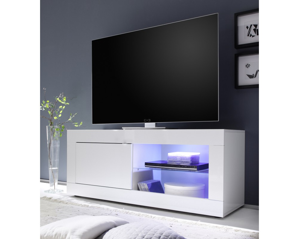 meuble tv design led royal sofa id e de canap et meuble maison. Black Bedroom Furniture Sets. Home Design Ideas