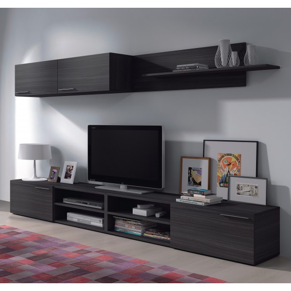 meuble tv kikua royal sofa id e de canap et meuble maison. Black Bedroom Furniture Sets. Home Design Ideas