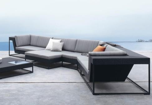 mobilier jardin design royal sofa id e de canap et. Black Bedroom Furniture Sets. Home Design Ideas