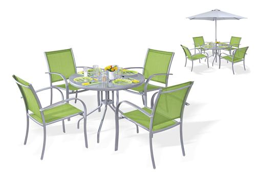 Table de jardin et chaise pas cher royal sofa id e de for Ensemble table chaise de jardin pas cher