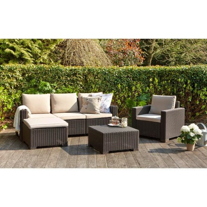 Salon de jardin l 39 incroyable royal sofa id e de - Ikea salon de jardin ...