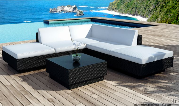 Salon jardin design - Royal Sofa