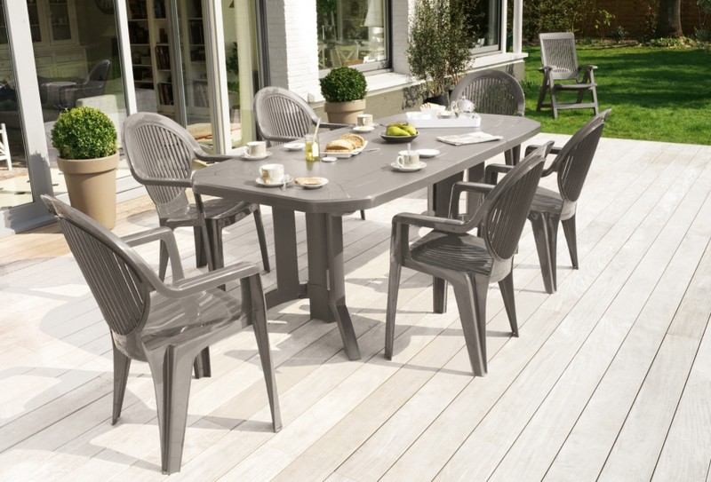 Salon De Jardin Moorea Allibert. Housse Protection Table Jardin Luxe ...