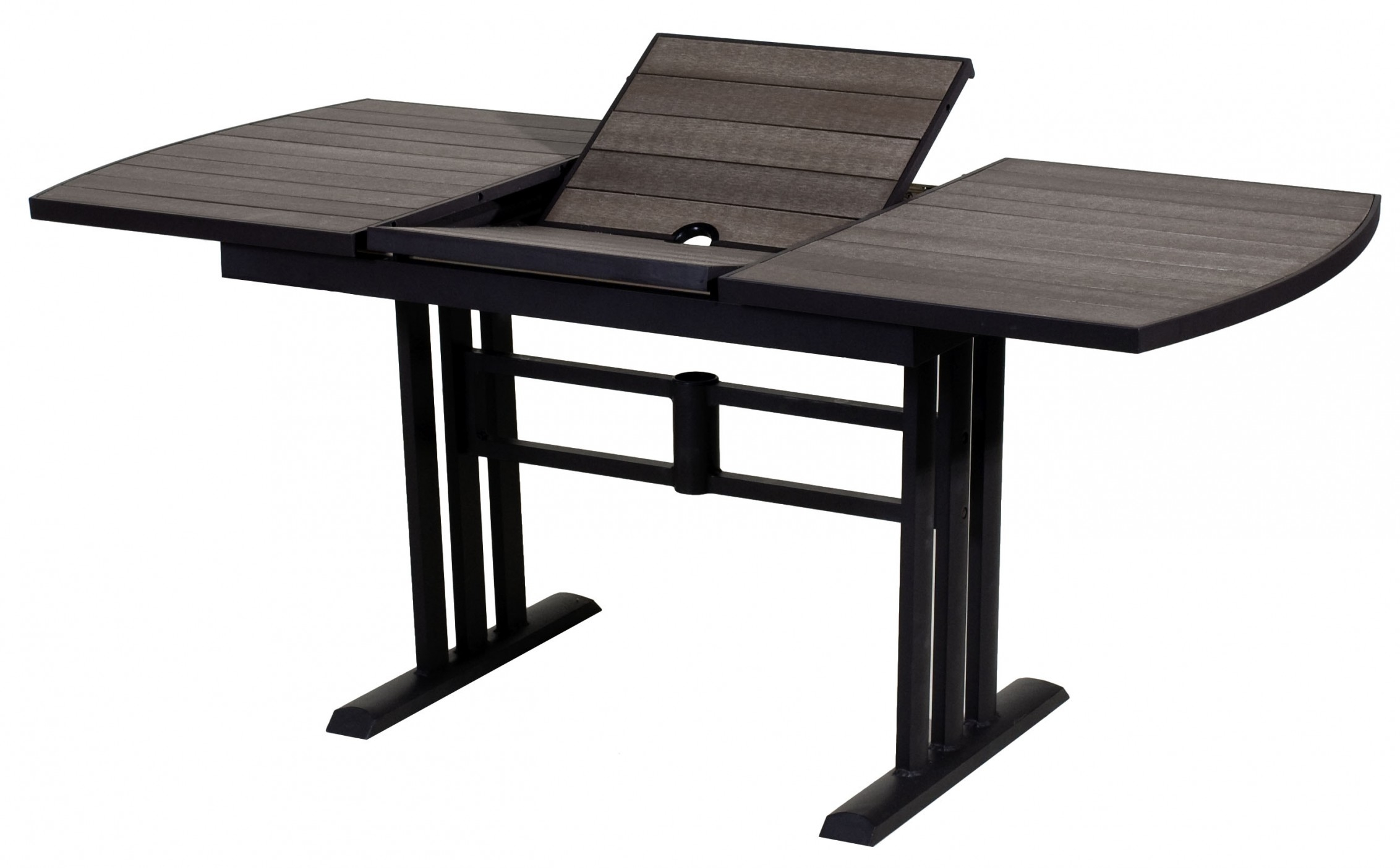 g nial table de jardin extensible pas cher id es de salon de jardin. Black Bedroom Furniture Sets. Home Design Ideas