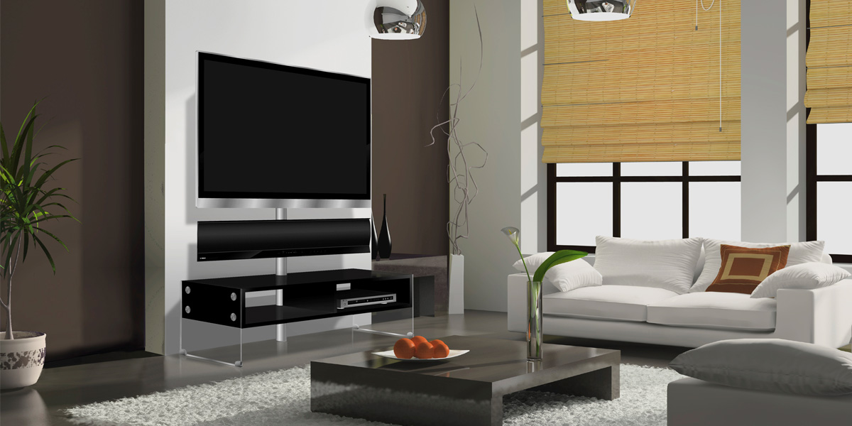 Meuble Tv Yamaha Kinsei Noir Royal Sofa Id E De Canap