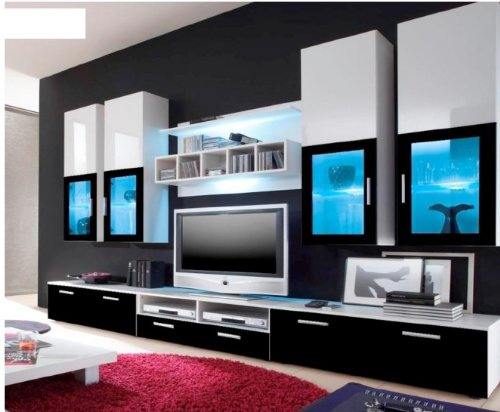 grand meuble tele royal sofa id e de canap et meuble maison. Black Bedroom Furniture Sets. Home Design Ideas