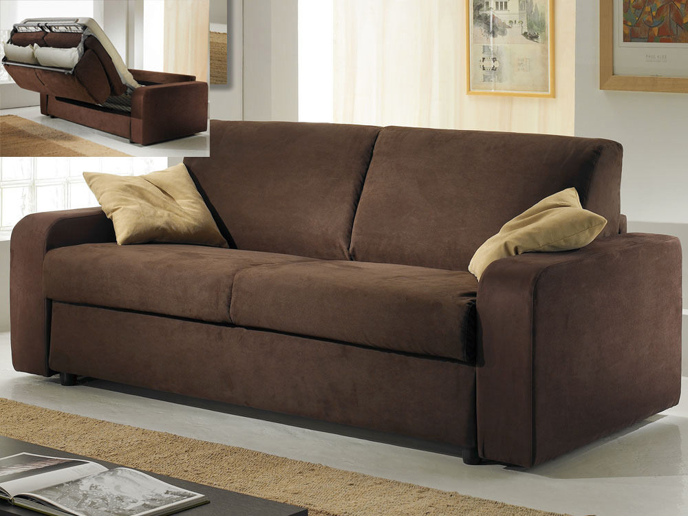 Canap convertible microfibre royal sofa id e de for Meuble de canape