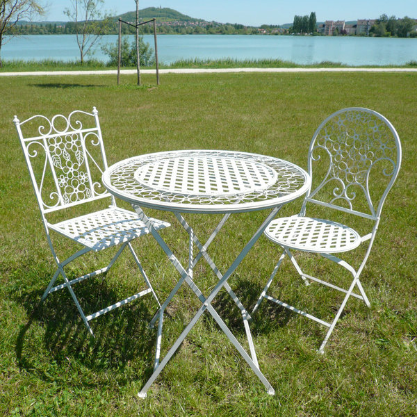 Table Et Chaise De Jardin En Fer Royal Sofa Id E De