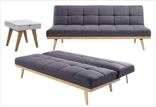 banquette clic clac soldes royal sofa id e de canap et meuble maison. Black Bedroom Furniture Sets. Home Design Ideas