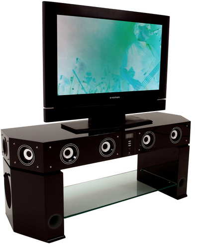 Meuble tv multimedia royal sofa id e de canap et - Meuble tv multimedia ...